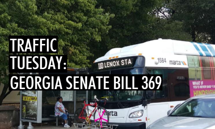 Traffic Tuesday SB 369