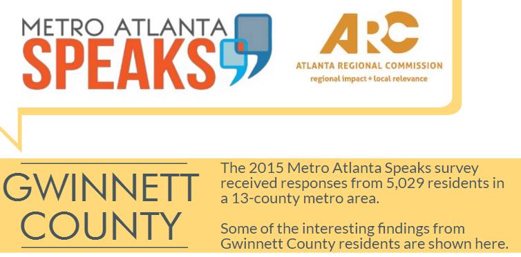 Metro Atlanta Speaks: Gwinnett County