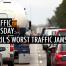 Traffic Tuesday: April's Worst Traffic Jams