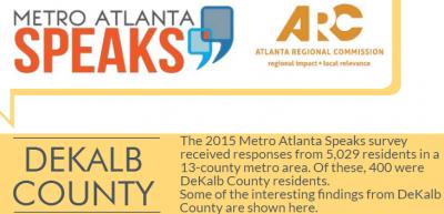 DeKalb County Metro Atlanta Speaks